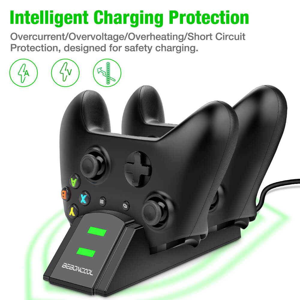 Xbox One Controller Charging Station Dock (7)
