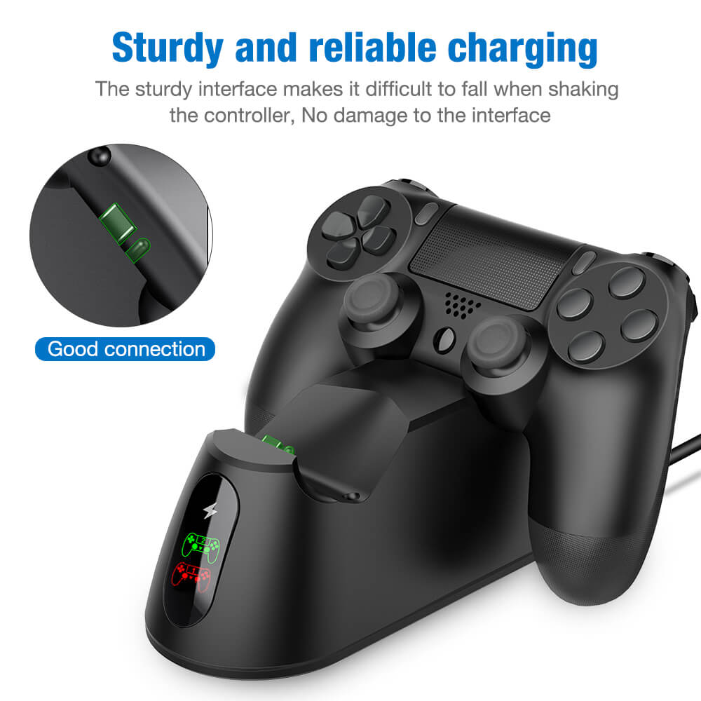 PS4 Wireless Charger for Sony Playstation 4 (2)