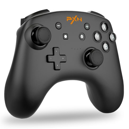 BEBONCOOL PXN Wireless Game Controller For Nintendo Switch Pro With Built-in Dual Motors