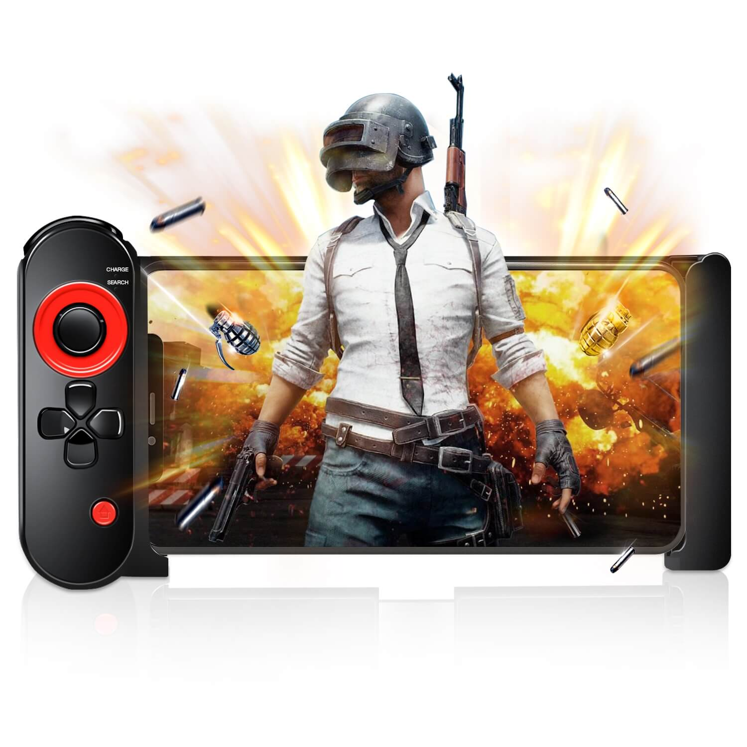fortnite wireless android controller for phonetablet gamepad controller 2 - android fortnite controller compatible