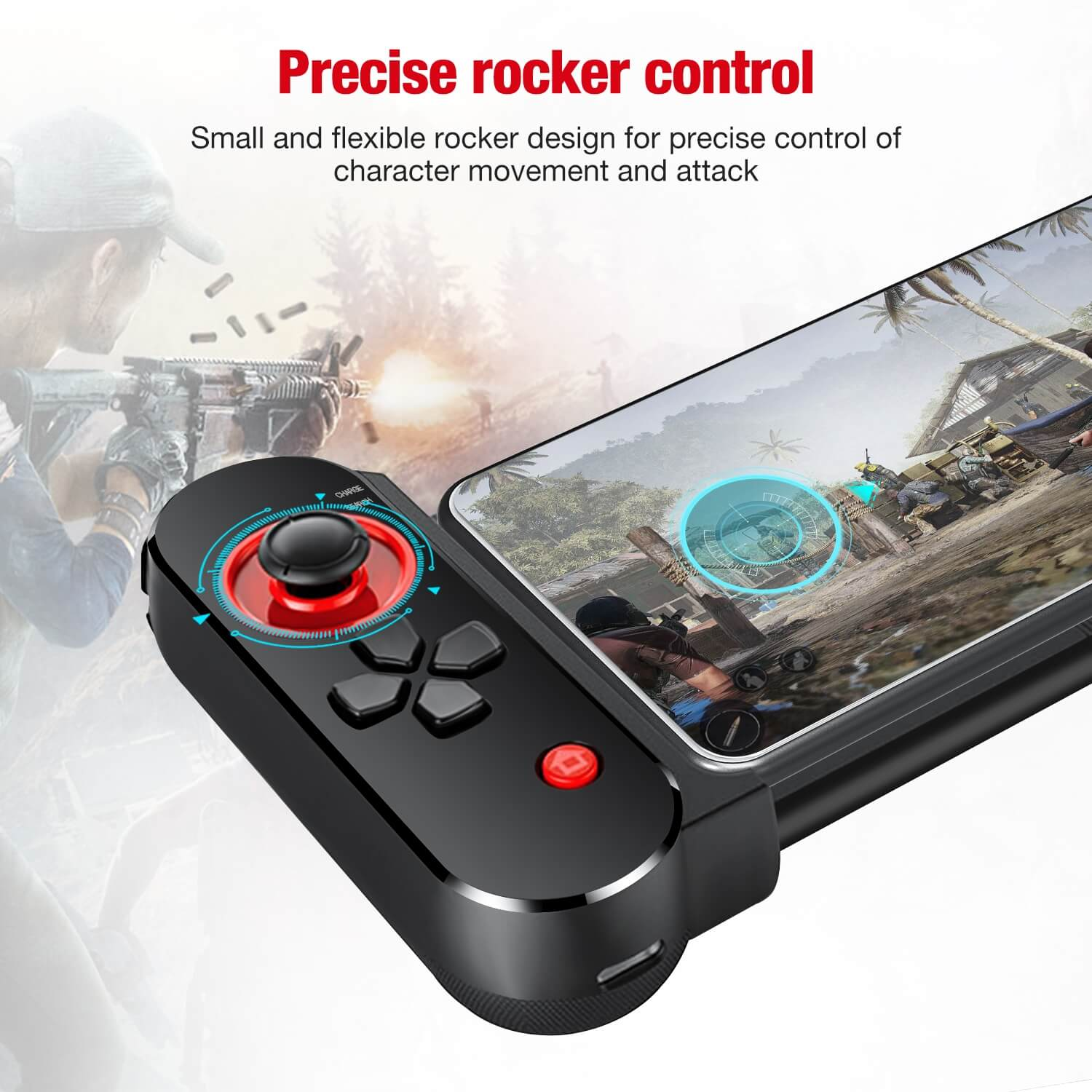 Fortnite Wireless Android Controller For PhoneTablet Gamepad Controller (8)