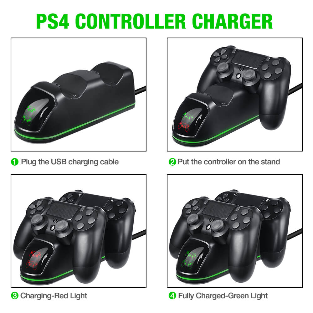 PS4 Controller Charger for PlayStation4 (3)
