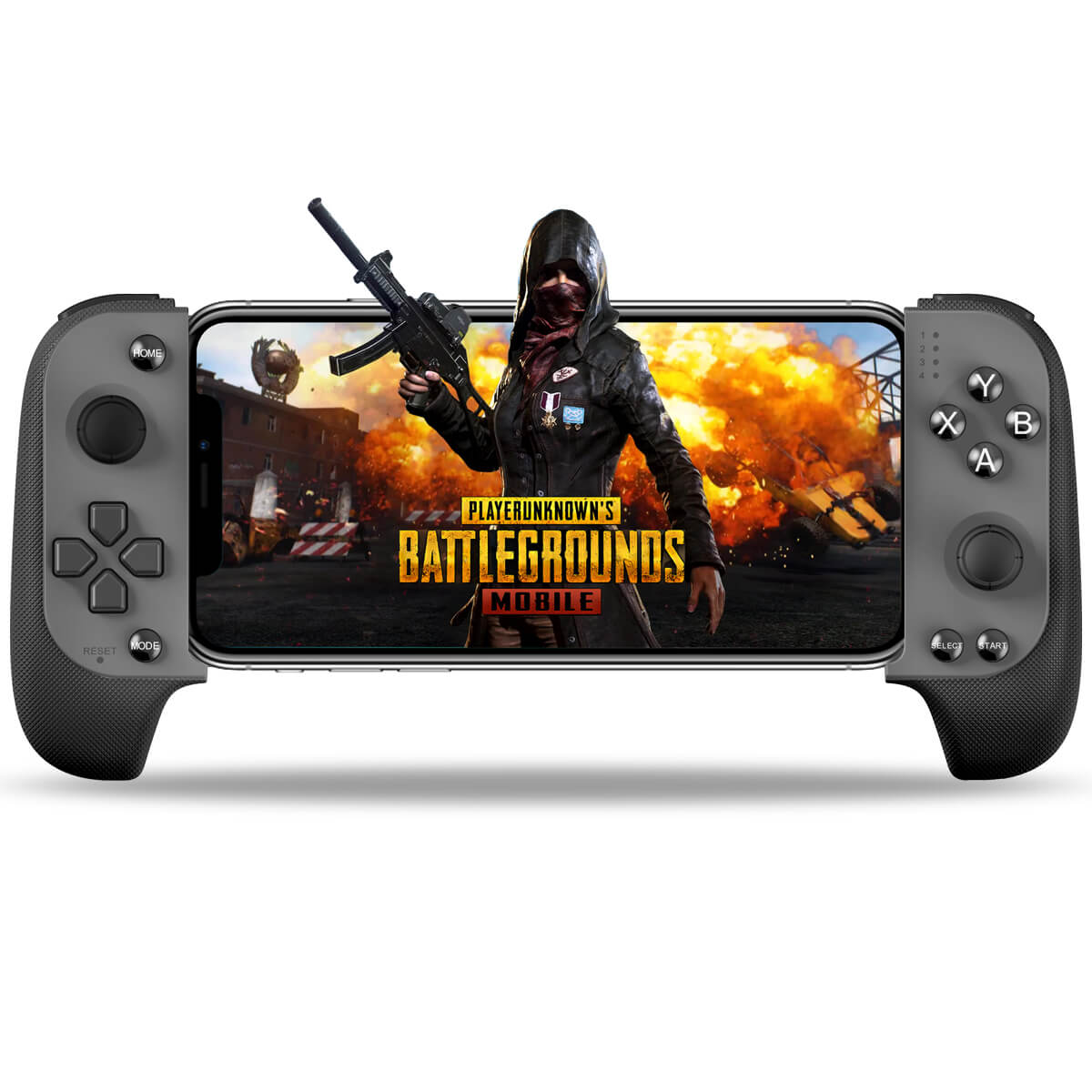BEBONCOOL Game Controller for PUBG Mobile / FPS Games (Support Both Android  & iPhone )