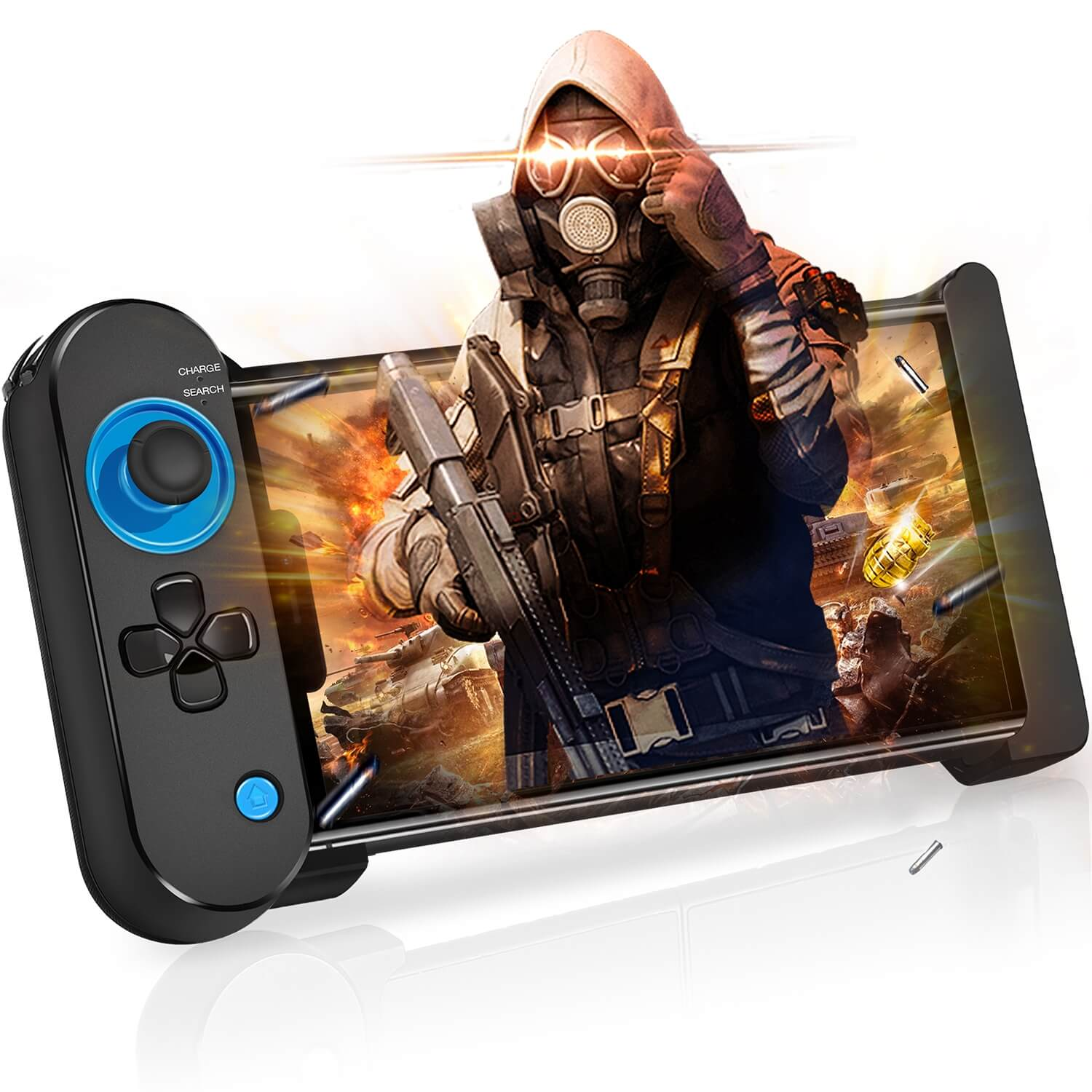 BEBONCOOL Wireless IOS Controller/Mobile Controller for iPhone / iPad